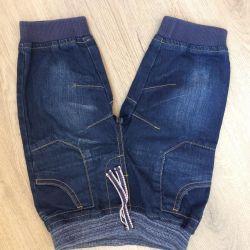 Jeans pentru 1.5-2 ani