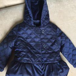 coat 12-18 months for girls