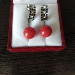 # σκουλαρίκια # κοσμήματα # χάντρες # βραχιόλι
