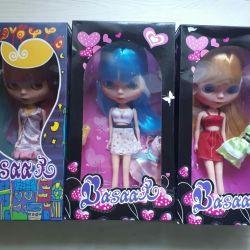 Bazaak Dolls (Blythe)
