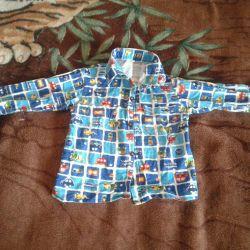 Рубашка 92 рост