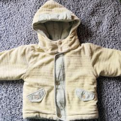 Jacket for 1-1.5 years