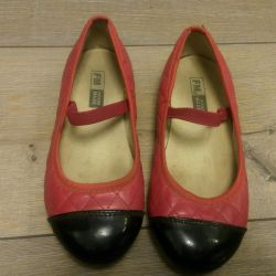 Red shoes 30 (18,5-19)