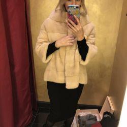 Mink fur coat ❤️❤️❤️ bargaining!