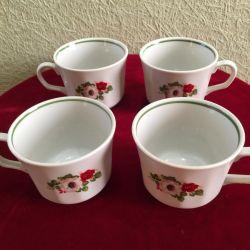 4 su bardağı seti