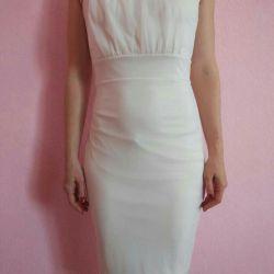 Elbise beyaz
