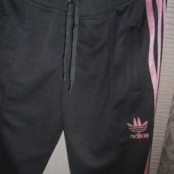 Спортивные брюки Адидас новые