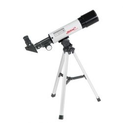 Veber 360x50 telescope in a case