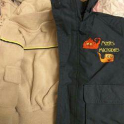 Noul Jacket pentru băiat de primăvară (Canada) timp de 12 luni