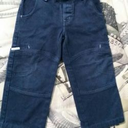Jeans for a boy 110