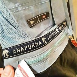 Norveç ceketi ANAPURNA. Orijinal.