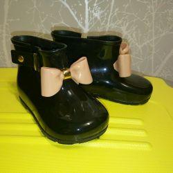 Καουτσούκ μπότες, αναλογική Mini-Melissa