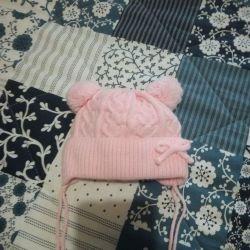 Yenidoğan için şapka