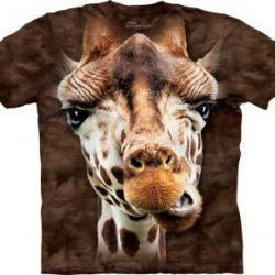 T-shirt The Mountain Giraffe