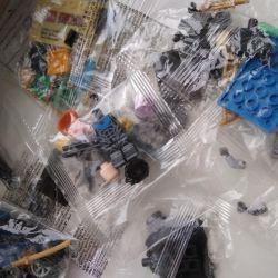 NEW lego men