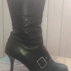 Boots (genuine leather)