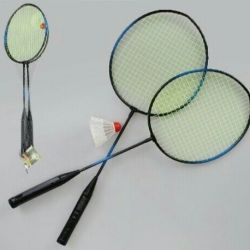 Badminton set metal