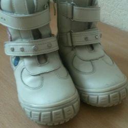 Μπότες της εποχής Demi