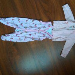 Разная детская одежда