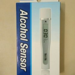 New breathalyzer with a check