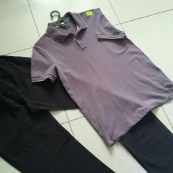 Polo shirt made in Germany.