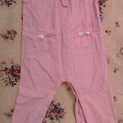 Overalls with a t-shirt, p 86-92