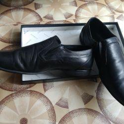 Обувь clemento мужские туфли , ботинки классика 39