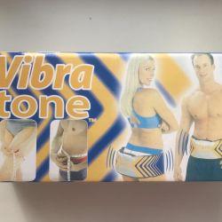 Vibra Tone vibrating belt for slim figure
