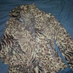 Jachetă cu zip