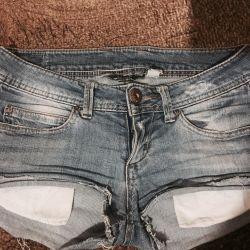 Shorts Bershka Denim