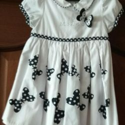 Dress for the princess for 2-3 years.