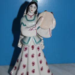 Porțelan Figurine Armenian Dance