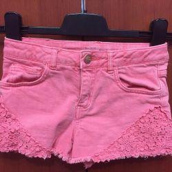 122 cm Zara shorts