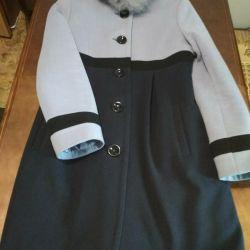 Beautiful and very warm coat