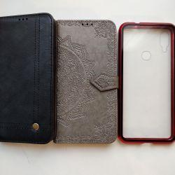 Νέο! Δερμάτινες θήκες για Xiaomi Redmi Σημείωση7 / 7pro.