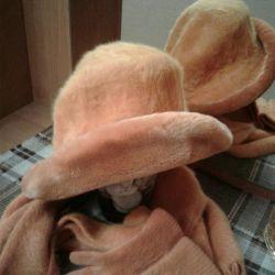 Şapka, atkı, eldiven