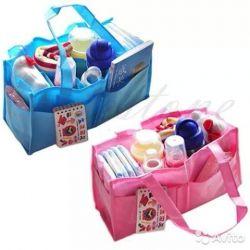 Organizatör, çocuk çantası, seyahat