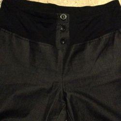 Hamileler için pantolonlar 54-58 р ра