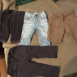 Jeans and pants package