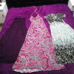 Довгі сукні стан нових