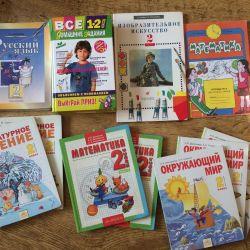 Ders kitapları 2 sınıf