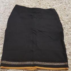 Skirt elastic