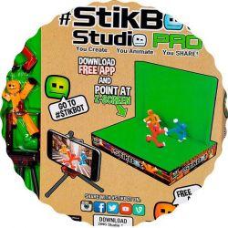 Stickbot Studio for creative skills today