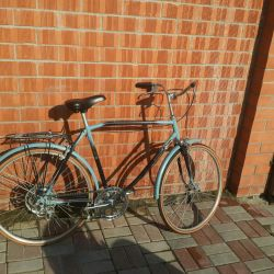 Soviet Mustang Bicycle 1989 year