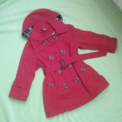 ZARA Plashik. For 2-3 years old