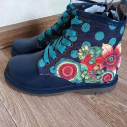 Νέα παπούτσια δερμάτινα 19,5cm