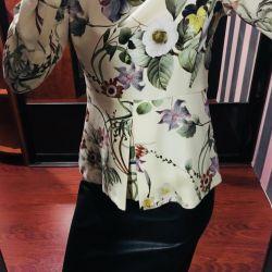 Shirt + skirt ZARA🔥🔥🔥