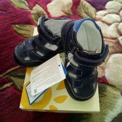 Yeni sandaletler (sandalet) 24 rr