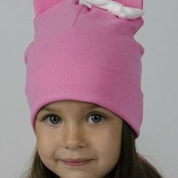 Hat + Lens Pink