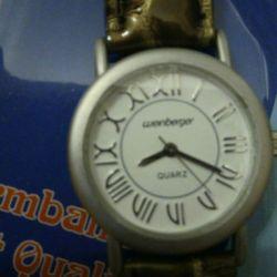 Wenberger wrist watches